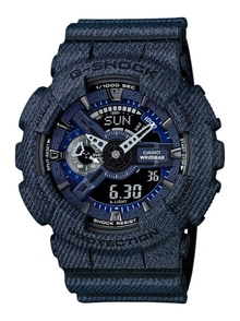 Casio G-SHOCK с хронографом